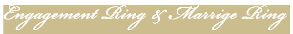 Wedding Ring`&`Bridal Ring